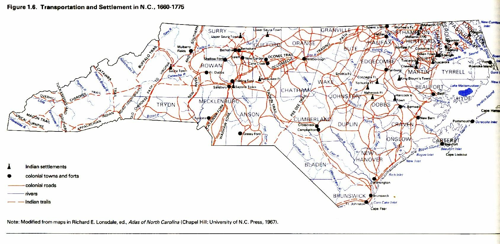 maps Chatham County Nc Map on
