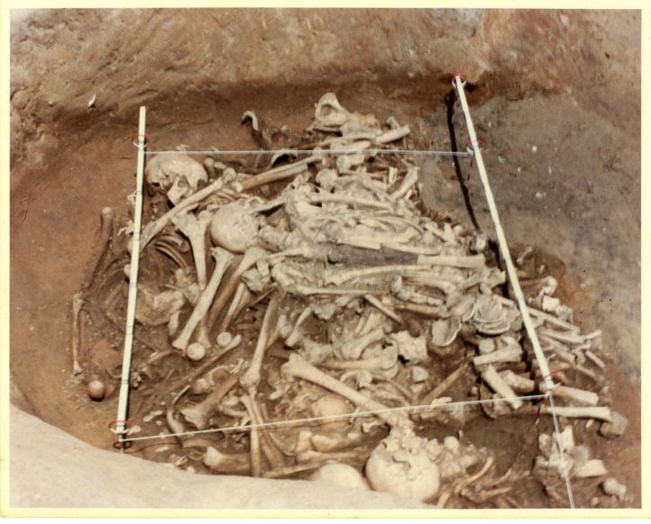 Native American Burial Sites Hookup Back 5000 Years