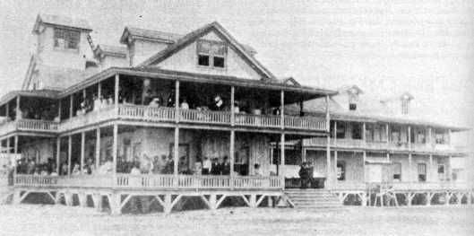 The Old Ocrae Hotel Was Built By A Group Of Businessmen Who Decided That They Needed Place Where Their Families Could Have Summer Vacation At