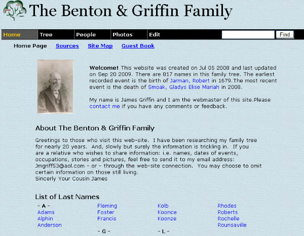BentonGriffinSite